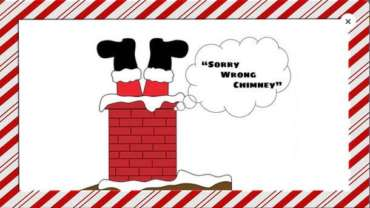Sorry, Wrong Chimney